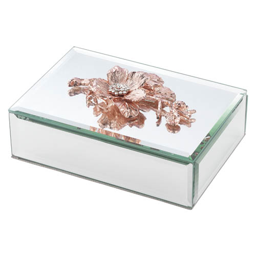 CB2027 ROSE GOLD BOTANICA BOX