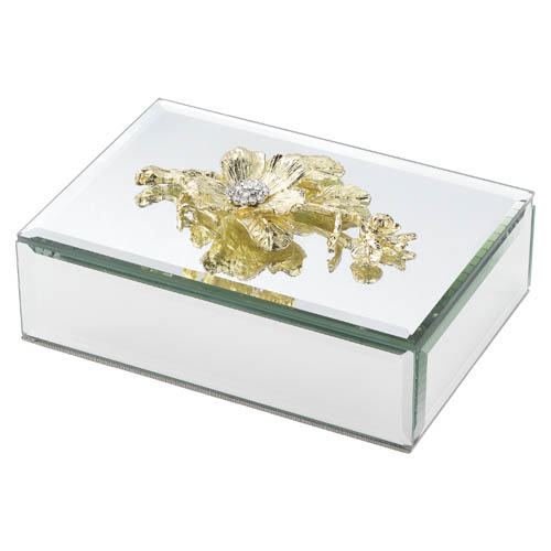 CB2026 GOLD BOTANICA BOX